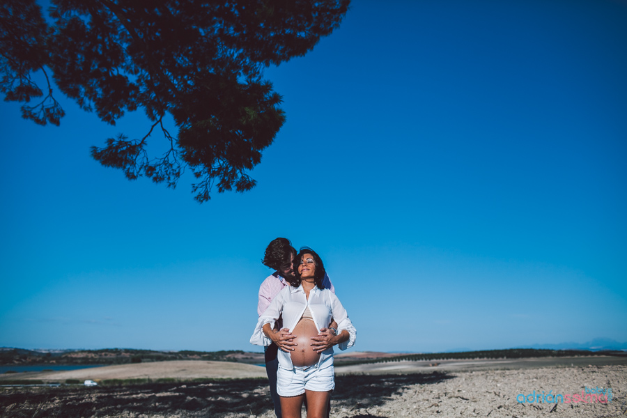 fotografo embarazo jerez